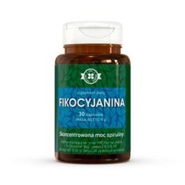 Фикоцианин <br/> (30 капсули) (Копие)