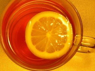 чай от лайка с лимон