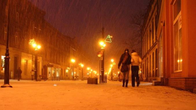 зимен студ