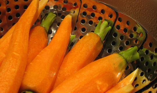 моркови
