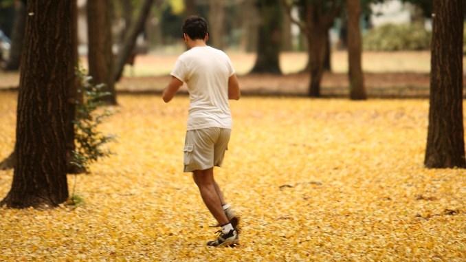 спорт през есента