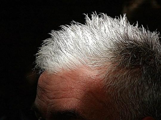 бяла коса