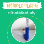 Měřidlo Plus 12