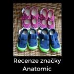 RECENZE – Flexibilní obuv značky Anatomic