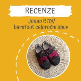 Celoroční obuv Jonap B10V