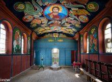 Много нетипични стенописи за православен храм