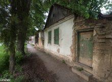 Характерно е било входовете към къщите да бъдат към улиците