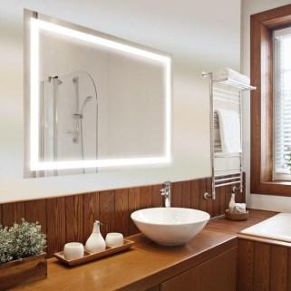 Ogledalo s okvirom odličan je izbor za kupatilo - Avaz, Dnevni avaz, avaz.ba