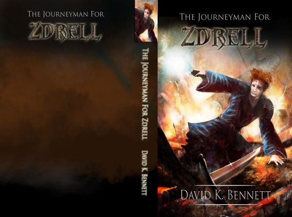 The Journeyman For Zdrell Book cover