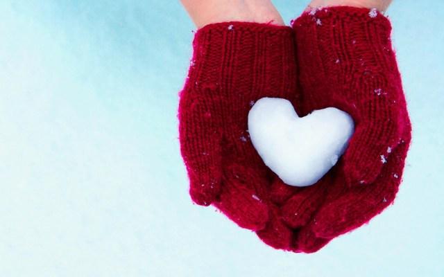 miłość, emocje, otwarte serce