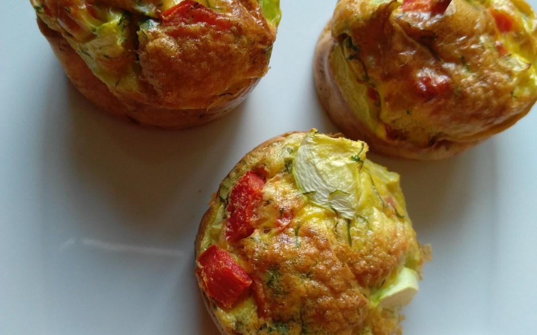 Muffinki jajeczne w 5 min!