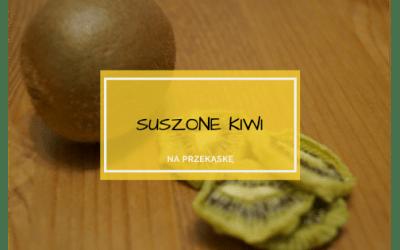 Suszone kiwi