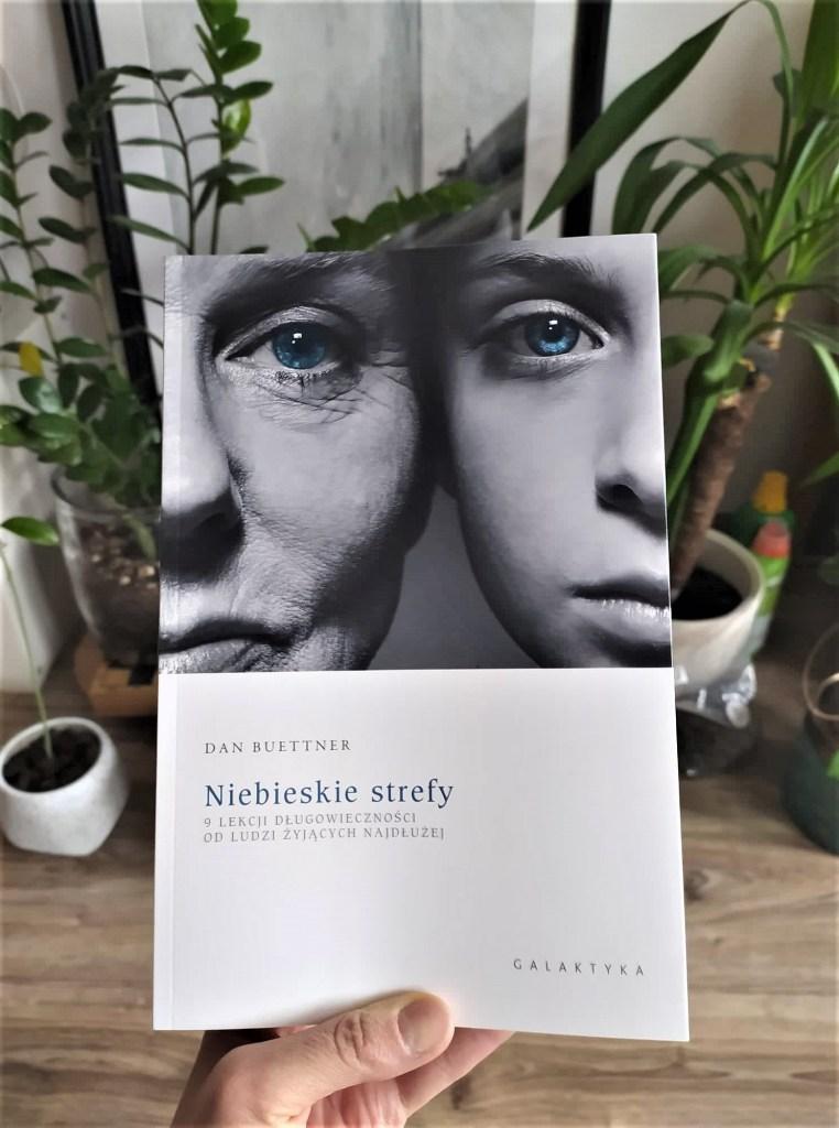 Niebieskie Strefy recenzja książki