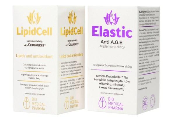 ELASTIC Anti A.G.E. + LipidCell - zestaw dla zdrowej cery