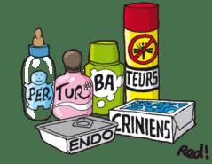 Les perturbateurs endocriniens - Zéro Déchet Strasbourg