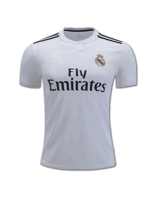Real-Madrid-Football-Jersey-Home-18-19-Season Premium