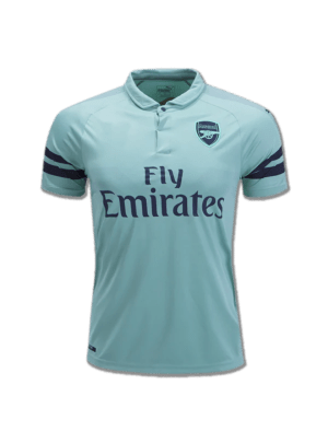 Arsenal Football Jersey 3rd 18 19 Season Premium