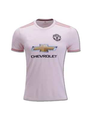 Manchester United Football Jersey Away 18 19 Season Premium