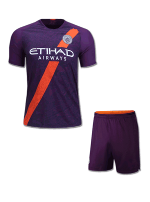 Manchester-City-Football-Jersey-And-Shorts-3rd-Kit-18-19-Season