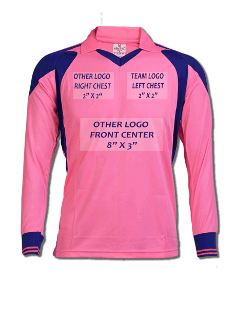 Pink-Color-Long-Sleeve-Sports-Jersey-Design-Front-CDI