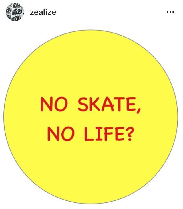 No music no skate life