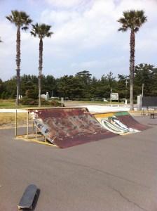 一ノ宮スケートパーク