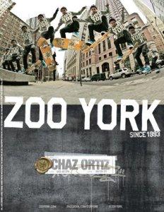 ZOOYORK Chad Ortiz