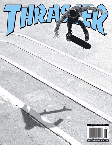 Wallenberg stair by THRASHER magazine