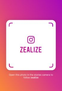 instagram ZEALIZE
