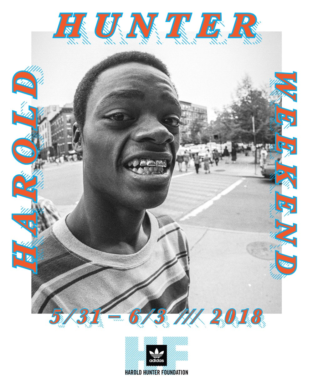 Harold Hunter day 2018