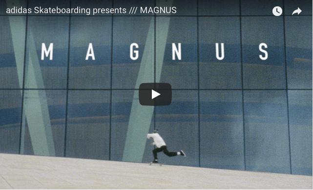 adidas skateboarding MAGNUS
