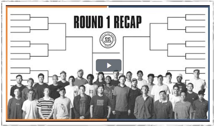 Battle at The Berrics 11 Round 1