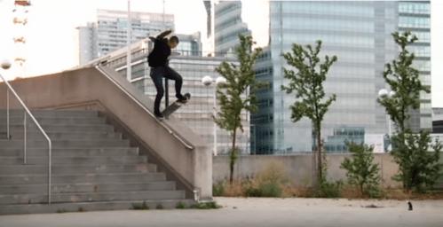 Elijah Berle's Part Free Skate Mag
