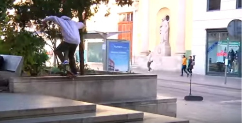 Free Skate Mag Orchard shop Barcelona Tour