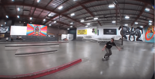 The Berrics How Fast Can Ace Pelka Slappy?