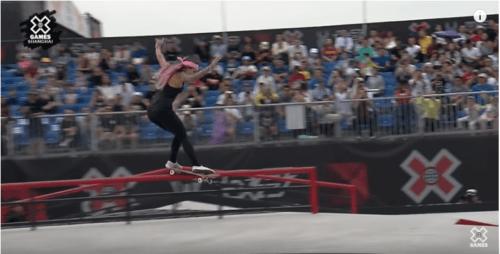 X Games Shanghai 2019 Women's Skateboard Street