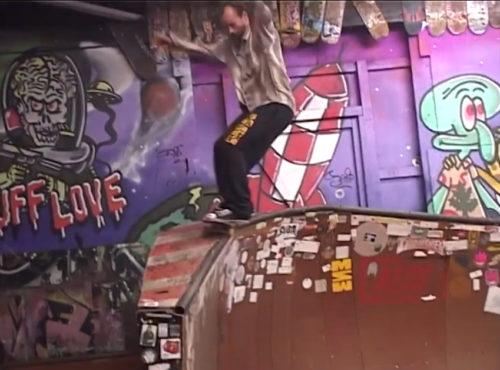 Ale Hallford Don't worry Gordo free skate mag