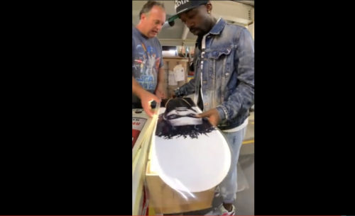 Stevie Williams DGK How to Make a Skateboard