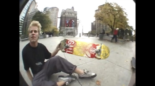 Anthony Van Engelen Memory Screen Free skate Mag