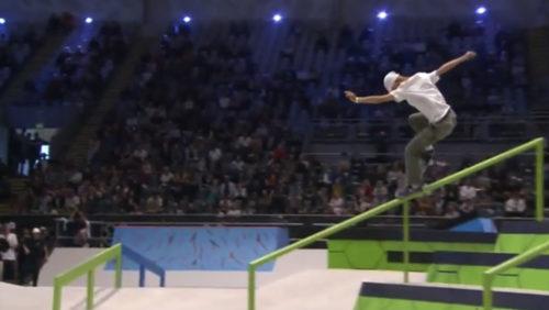 Aori Nishimura won X Games Norway 2019