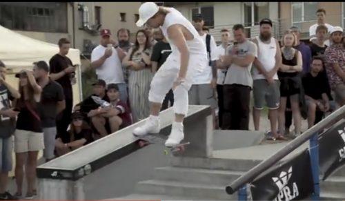 Supra Footwear EU Tour 2019