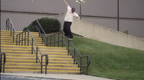 Jamie Foy 10 days in Florida Deathwish