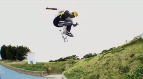 MURASAKI Sports Riders in Umikaze skate park