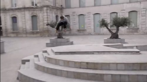 Mark Suciu Verso part THRASHER Magazine