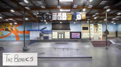 Source:Red Bull Skateboarding Joey Brezinski's Skatepark Review The Berrics