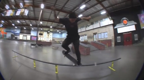 Source:YouTube The Berrics Dave Bohack