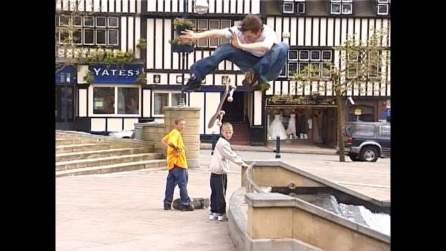 Source YouTube Free Skate Mag Danny Wainwright