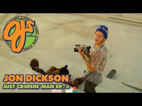 Source OJ Wheels Jon Dickson