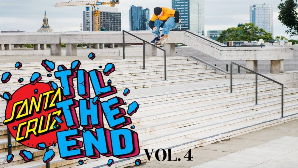 source youtube Thrasher Magazine Til the End Vol.4
