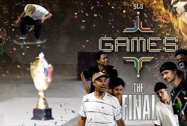 Source Street League Skateboarding Games Final,SLS